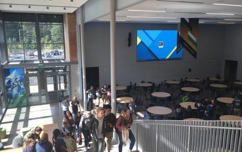 Campus center opens