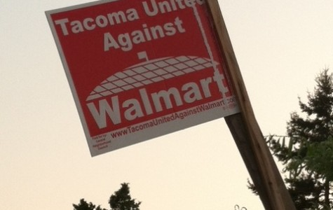 Neighbors are outraged as they unite against the tyranny of Walmart.