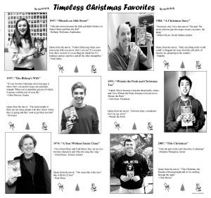 Timeless Christmas Favorites December 2012