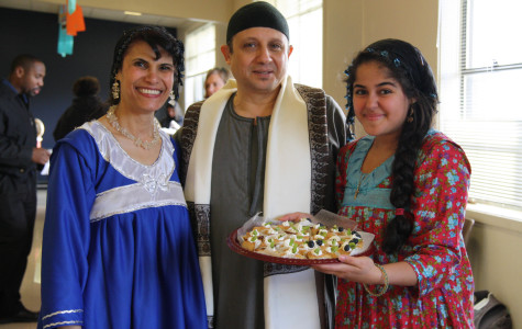 International Night features food, fun