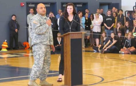 Senior Courtney Schwan receives USA TODAY inspiration award