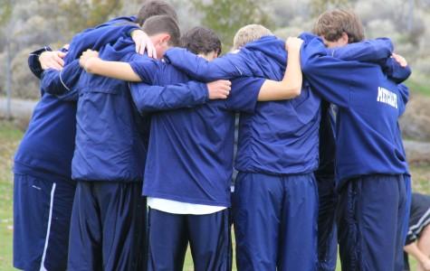 Full speed ahead: boys cross country team flourishes