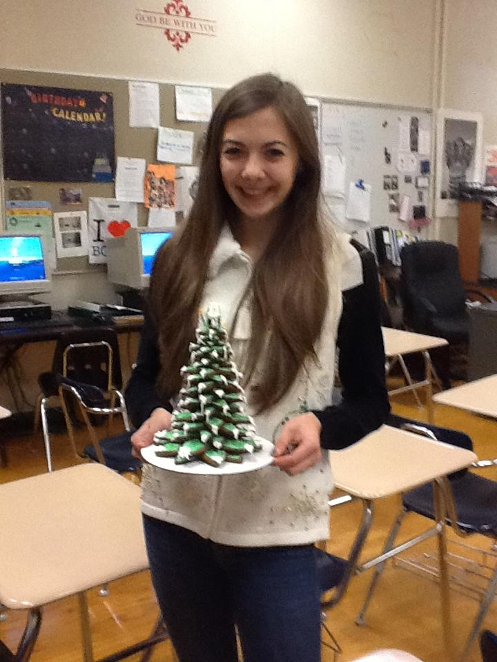 Start baking for the 12th Annual Cookie Contest on Friday, Dec. 6