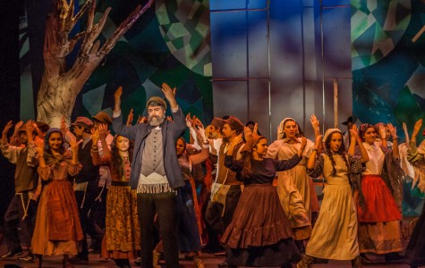 A review of Bellarmine's The Fiddler On The Roof