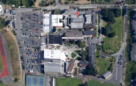 How safe is our school? Aerial campus photo courtesy of bellarmineprep.org