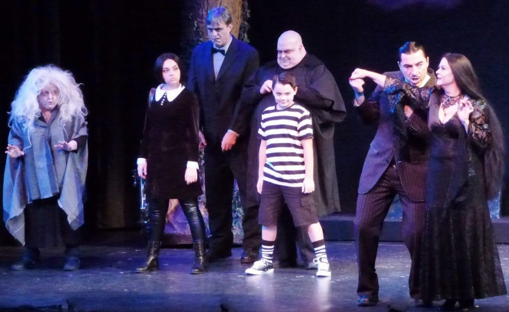 'Addams' brings delight not fright