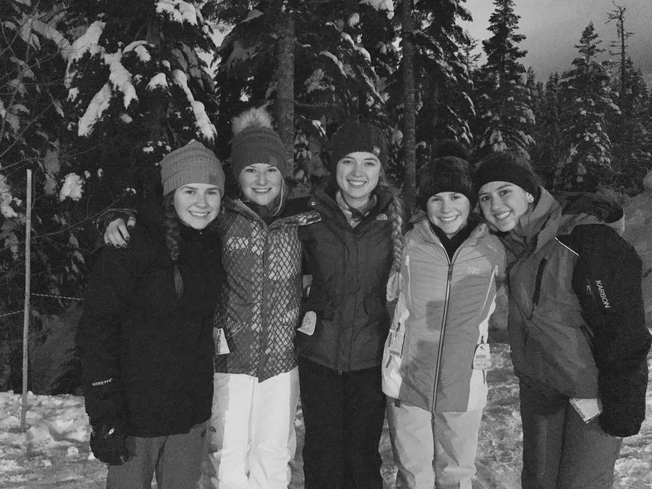 Bellarmine students love the snow, but especially when they have the day off to enjoy it. Photo by Chloe Hogan