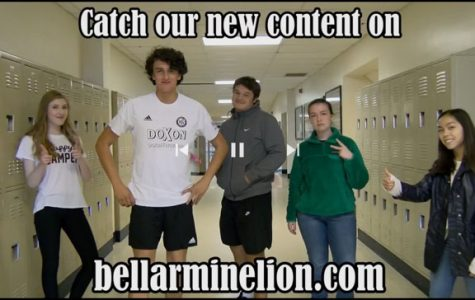 Bellarmine welcomes Broadcast Journalism